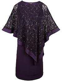 d90e21a072a7 Suchergebnis auf Amazon.de für  MIAMODA - Kleider   Damen  Bekleidung