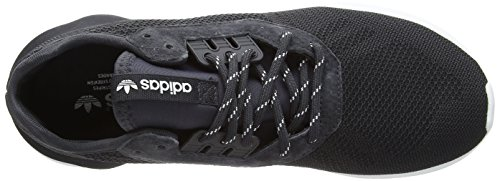 adidas Tubular Runner Weave, Chaussures de sport homme Gris - Grey (Carbon S14/Carbon S14/Ftwr White)