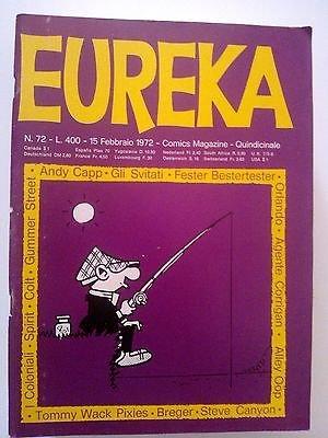 Eureka n. 72 1972 (Andy Capp/Colt) Ed.Corno FU05