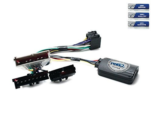 nungsadapter geeignet für JVC Autoradios, kompatibel mit Ford Escort / Fiesta / Focus / Galaxy / Mondeo / Puma / Transit ()