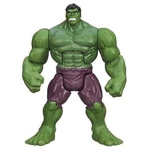 Figurine de combat Avengers Gamma Slam Hulk Hasbro 15cm