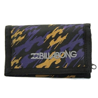 Billabong Geldbeutel Leash Wallet black - 12,5 cm x 8 cm