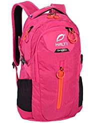 Halti Centrum - Mochila de senderismo, color rosa