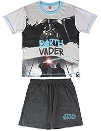 Star Wars - pijama manga corta 2 piezas 100% algodón (10 años)