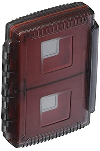 Gepe 3864 CardSafe Extreme All-In-One Case for Compact Flash, SD, SM, Memory Stick, Micro SD (Onyx)