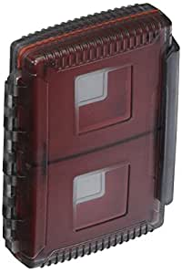 Gepe 3864 4schede custodia per scheda di memoria