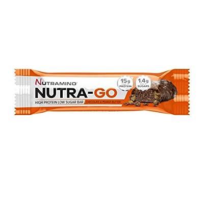 Nutramino Nutra-Go Low Sugar Protein Bar