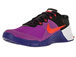 Nike Men's Metcon 2 Hypr Vltttl Crmsncncrdblck Training Shoe 10.5 Men Us