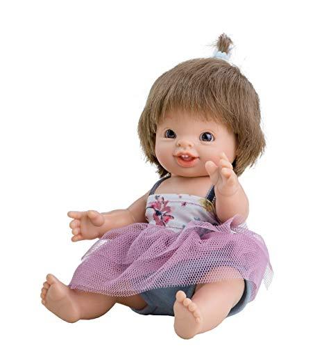 Paola Reina Ropa muñeca paolita Hilda Europea 21 cm, 50657