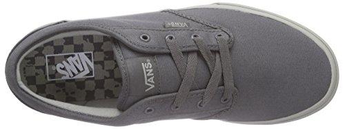 Vans Jungen Atwood Sneaker Grau (check Liner/gray/light Gray)