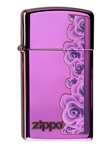 Zippo Encendedor, Acero