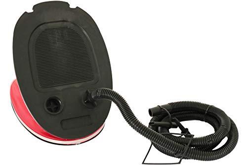 ADVENTURE OUTSIDE Fußpumpe Luftpumpe Blasebalg 5 Liter Pumpen und Saugen