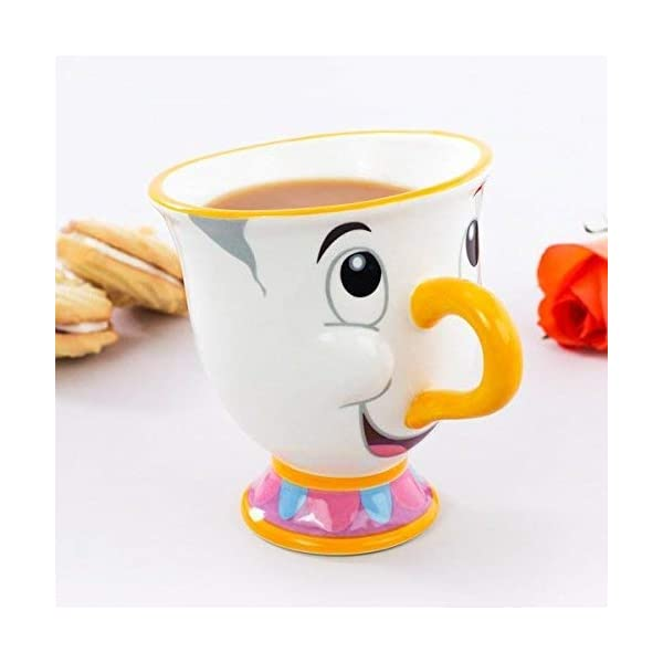 Disney PP3556DP Teiera e Tazza, Porcellana, Multi-Colour, Standard 2 spesavip