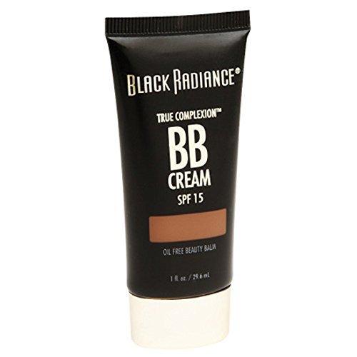 Black Radiance True Complexion Bb Cream SPF 15, Brown Sugar, 1 Ounce by Black Radiance