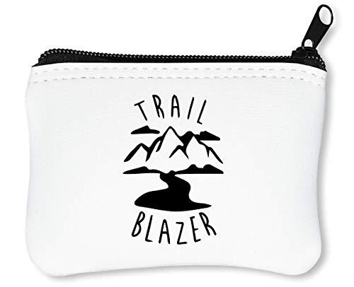 Trail Blazer Cool Reißverschluss-Geldbörse Brieftasche Geldbörse
