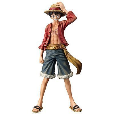 ONE PIECE - DX Figure -The Grandline Men vol.10- [Luffy] (japan import)