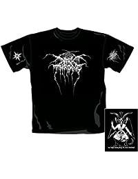Darkthrone - T-Shirt Baphomet (in XL)