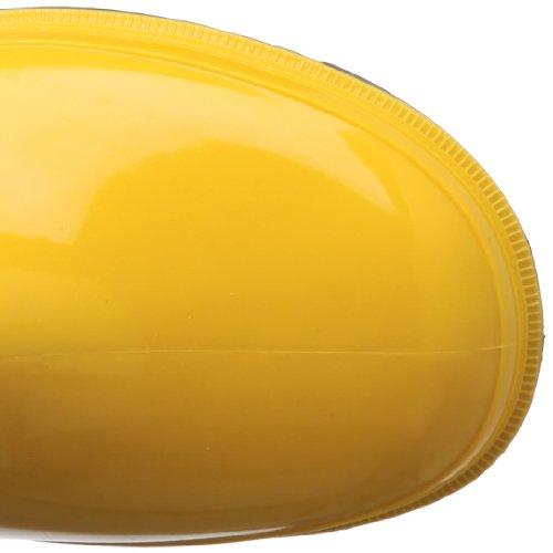 Romika Bobby Unisex Halbschaft Gummistiefel Gelb (zitrone-blau 805)