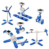 Generic 6 IN 1 Solar Toy DIY Robots - Best Reviews Guide