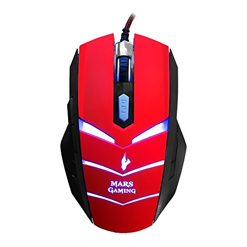 Mars Gaming MMVU1 Mouse da Gioco