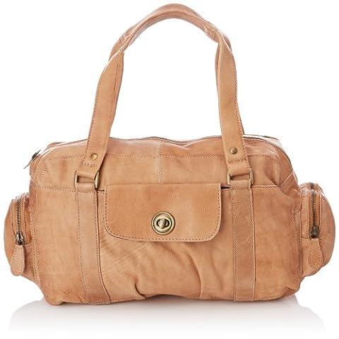 Pieces Totally Royal Leather Small Bag13, Sac porté épaule -
