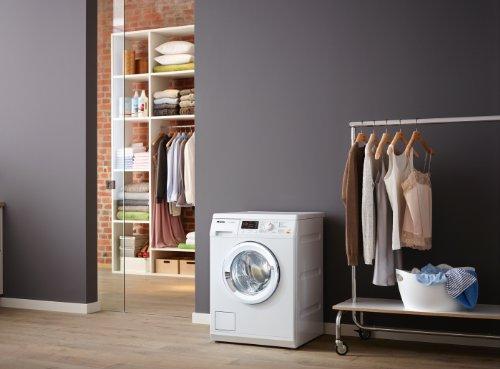 Miele WDA 110 WCS Waschmaschine Frontlader / A++  / 7 kg / Lotusweiß / 1400 UpM / Schontrommel / Watercontrol-System - 5