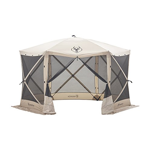 Gazelle 6 Sided Portable Gazebo