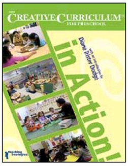 The Creative Curriculum in Action! for Preschool: User's Guide por Judy Jablon