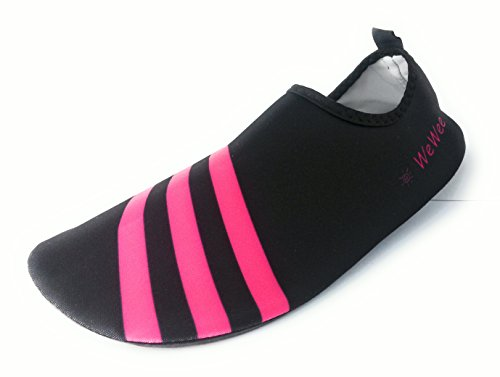 wewee-bequeme-barfussschuhe-aus-elastischen-neopren-pink-gr-44-45-herstellergrosse-xxxl