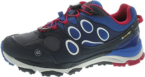 JACK WOLFSKIN Trail Excite Texapore Low Wasserdicht Damen Trail Running Schuhe, Blau, 39