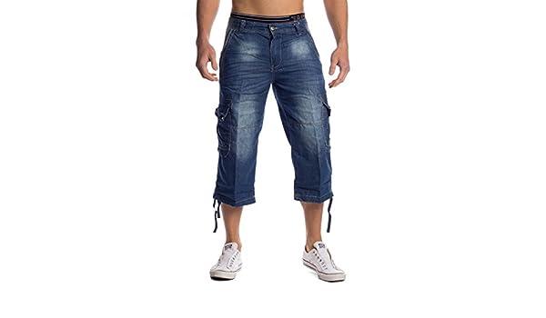 Bekleidung Herren Sommer Jeans Shorts CoolBlue 34 ID1308