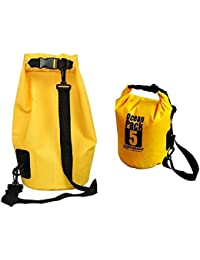 4a660477d3 PETRICE 5L Waterproof Outdoor Ocean Pack Swimming Dry Bag for  Travelling