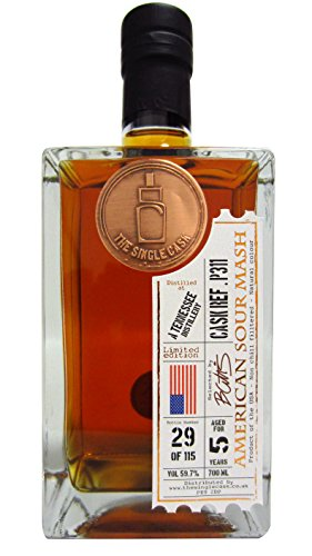 39ef88ff9b7ba George Dickel - The Single Cask #311-2011 5 year old Whisky