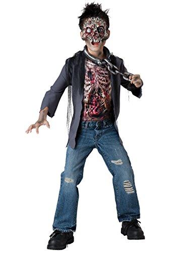 InCharacter Unchained Horror Zombie Walking Dead Costume (Party Walking Supplies Dead)