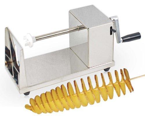 """Kartoffel Twister Spiralschneider \""""Mr. Potato Twist\"""" Schneider Kartoffelschneider"""