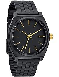 Nixon Reloj Analógico de Cuarzo para Hombre con Correa de Acero Inoxidable – A0451041-00