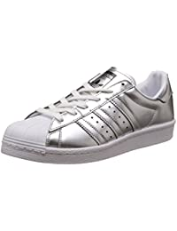 adidas Superstar Boost W Silver Metallic White 40.5