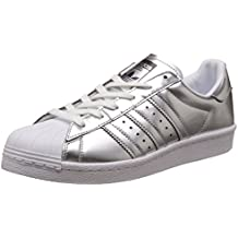adidas Superstar Boost W Silver Metallic White