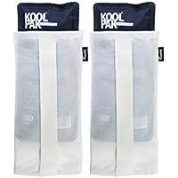Koolpak - Luxus Warm- und Kalt-Kompresse mit Kompressionsmanschette - 2er-Pack preisvergleich bei billige-tabletten.eu