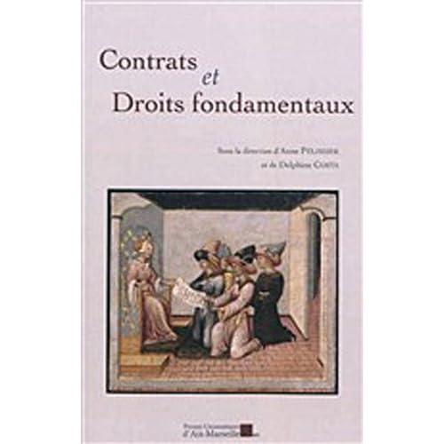 Contrats et droits fondamentaux