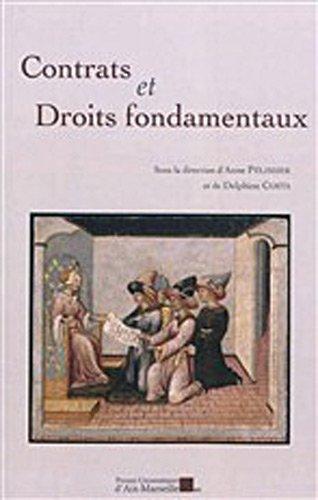 Contrats et droits fondamentaux par Sous la direction de Delphine COSTA et d'Anne PÉLISSIER