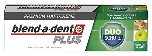 blend-a-dent Plus Duo Schutz Premium Haftcreme, 40 g