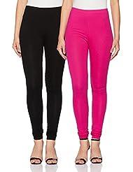 Myx Women's legging Bottom (Pack of 2)