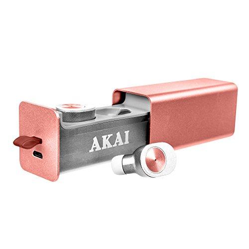 akai A58070BG Dynmx isolanti, tecnologia wireless Playbuds–argento