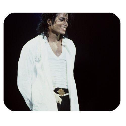 Preisvergleich Produktbild Custom Michael Jackson Mouse Pad Gaming Rectangle Mousepad CM-305