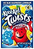 Kool Aid Twists Ice Blue Raspberry Lemonade 6.2g