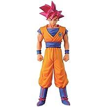 Banpresto Dragon Ball Z 5.9 Super Saiyan God Son Goku Figure, Chozousyu Series by Banpresto