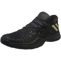 Adidas Harden B/E, Zapatillas de Baloncesto para Hombre, Negro Carnoc/Negbás 000, 46 2/3 EU