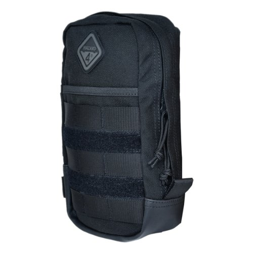 Hazard 4 Zusatztasche Broadside Schwarz