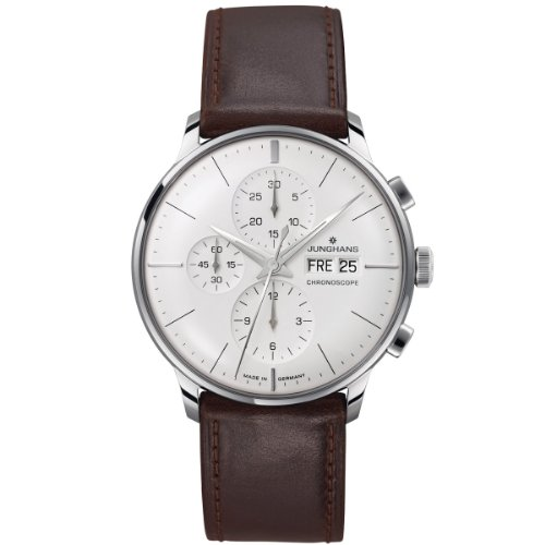 Mens Junghans Meister Chronoscope Automatic Chronograph Watch 027/4120.00